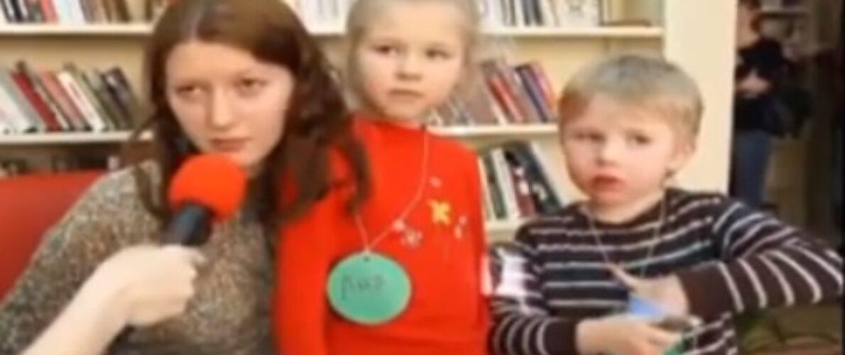 Счастливое детство в Санкт-Петербурге   6 апреля 2013